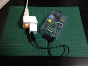RaspberryPiの装備
