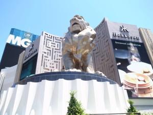 MGMのライオン